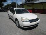 2005 White Chevrolet Malibu Sedan #97229375