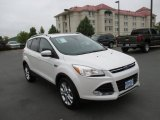 2014 Oxford White Ford Escape Titanium 2.0L EcoBoost 4WD #97229450