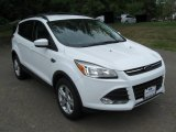 2014 Oxford White Ford Escape SE 1.6L EcoBoost 4WD #97274044