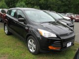 2014 Tuxedo Black Ford Escape S #97274047