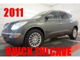 2011 Cyber Gray Metallic Buick Enclave CX #97273756
