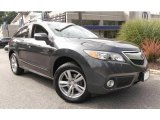 2013 Graphite Luster Metallic Acura RDX Technology AWD #97273833