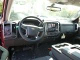 2015 Chevrolet Silverado 1500 LT Double Cab 4x4 Dashboard