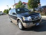2013 Tuxedo Black Ford Expedition EL XLT 4x4 #97299090