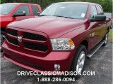 2014 Deep Cherry Red Crystal Pearl Ram 1500 Express Crew Cab 4x4 #97299116