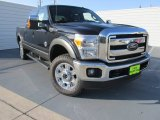 2015 Tuxedo Black Ford F250 Super Duty Lariat Crew Cab 4x4 #97299038