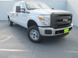 2015 Oxford White Ford F250 Super Duty XL Crew Cab 4x4 #97299036