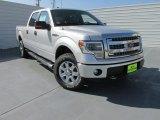 2014 Ingot Silver Ford F150 XLT SuperCrew 4x4 #97299026