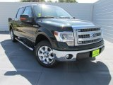 2014 Green Gem Ford F150 XLT SuperCrew #97299025