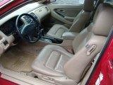 2001 Honda Accord Interiors