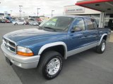 2003 Dodge Dakota SLT Quad Cab 4x4 Data, Info and Specs