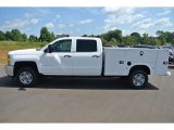 2015 Chevrolet Silverado 2500HD WT Crew Cab 4x4 Utility Data, Info and Specs