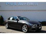 2014 Mineral Grey Metallic BMW 3 Series 335i xDrive Sedan #97358314