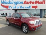 2007 Salsa Red Pearl Toyota Tundra Limited Double Cab 4x4 #97358364