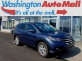2012 Twilight Blue Metallic Honda CR-V EX 4WD #97358355