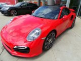 2014 Porsche 911 Guards Red