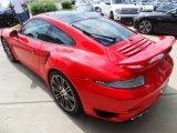 2014 Porsche 911 Guards Red