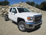 2015 GMC Sierra 2500HD Double Cab 4x4 Chassis Data, Info and Specs