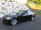 2011 Jet Black BMW 3 Series 335i xDrive Sedan #97396543