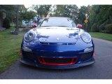 2011 Porsche 911 Aqua Blue Metallic/Guards Red