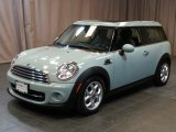 2014 Ice Blue Mini Cooper Clubman #97396146