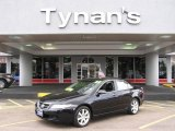 2005 Nighthawk Black Pearl Acura TSX Sedan #9731494