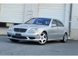 2004 Brilliant Silver Metallic Mercedes-Benz S 500 Sedan #97430687