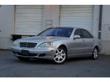 2004 Pewter Silver Metallic Mercedes-Benz S 430 4Matic Sedan #97430686