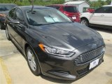 2015 Magnetic Metallic Ford Fusion SE #97430148