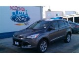 2014 Sterling Gray Ford Escape Titanium 2.0L EcoBoost #97430143