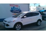 2014 Oxford White Ford Escape SE 1.6L EcoBoost #97430142