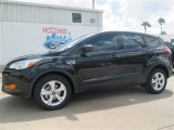 2014 Tuxedo Black Ford Escape S #97430138