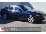 2015 Imperial Blue Metallic BMW 3 Series 328i Sedan #97430391