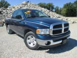 2003 Dodge Ram 1500 Patriot Blue Pearl