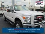 2015 White Platinum Ford F250 Super Duty King Ranch Crew Cab 4x4 #97475399