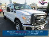 2015 Oxford White Ford F250 Super Duty XL Crew Cab #97475398