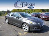 2015 Magnetic Metallic Ford Fusion SE AWD #97475423