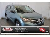 2014 Mountain Air Metallic Honda CR-V LX #97475308