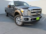 2015 Tuxedo Black Ford F250 Super Duty Lariat Crew Cab 4x4 #97500272