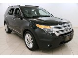 2011 Tuxedo Black Metallic Ford Explorer XLT #97500345