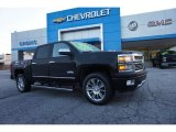 2014 Black Chevrolet Silverado 1500 High Country Crew Cab #97521964