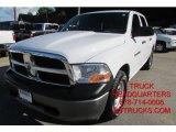 2011 Bright White Dodge Ram 1500 ST Crew Cab 4x4 #97522029