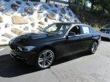 2015 Jet Black BMW 3 Series 335i xDrive Sedan #97522175