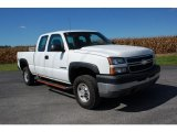 2005 Chevrolet Silverado 2500HD Work Truck Extended Cab 4x4 Data, Info and Specs