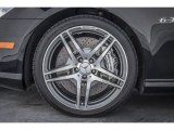 Mercedes-Benz CLS 2009 Wheels and Tires