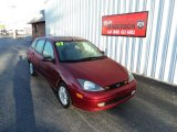 2003 Sangria Red Metallic Ford Focus ZX5 Hatchback #97522160