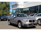 2014 Cashmere Silver Metallic BMW X1 xDrive28i #97521760