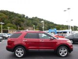 2013 Ruby Red Metallic Ford Explorer Limited 4WD #97521827