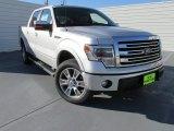 2014 Ingot Silver Ford F150 Lariat SuperCrew 4x4 #97521927