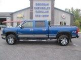 2003 Arrival Blue Metallic Chevrolet Silverado 2500HD LS Crew Cab 4x4 #97562297